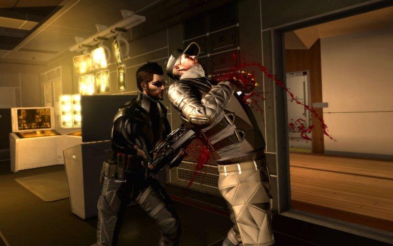 Il primo DLC per Deus Ex: Human Revolution arriverà a ottobre