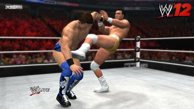 Annunciato il roster di WWE '12