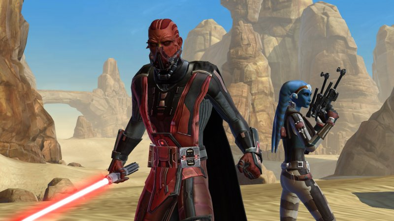 Star Wars: The Old Republic ha una data d'uscita ufficiale