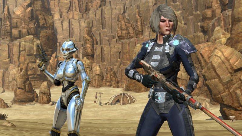 Star Wars: The Old Republic durerà decenni, secondo BioWare