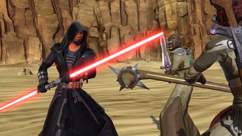 Star Wars: The Old Republic avrà degli Obiettivi