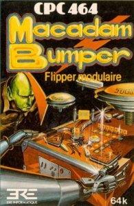 Macadam Bumper per Amstrad CPC