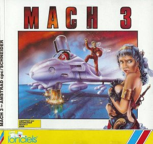 Mach 3 per Amstrad CPC