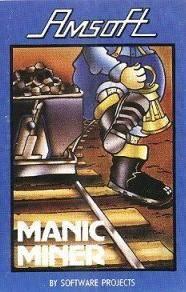 Manic Miner per Amstrad CPC