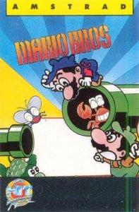 Mario Bros. per Amstrad CPC