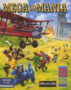 Mega-Lo-Mania per Atari ST