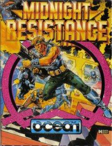 Midnight Resistance per Amstrad CPC