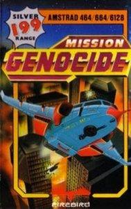 Mission Genocide per Amstrad CPC