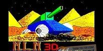 MLM 3D Evasion de la Lune per Amstrad CPC