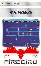 Mr. Freeze per Amstrad CPC