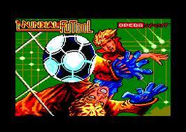 Mundial de Fútbol per Amstrad CPC