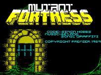 Mutant Fortress per Amstrad CPC