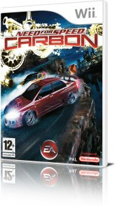 Need for Speed Carbon per Nintendo Wii