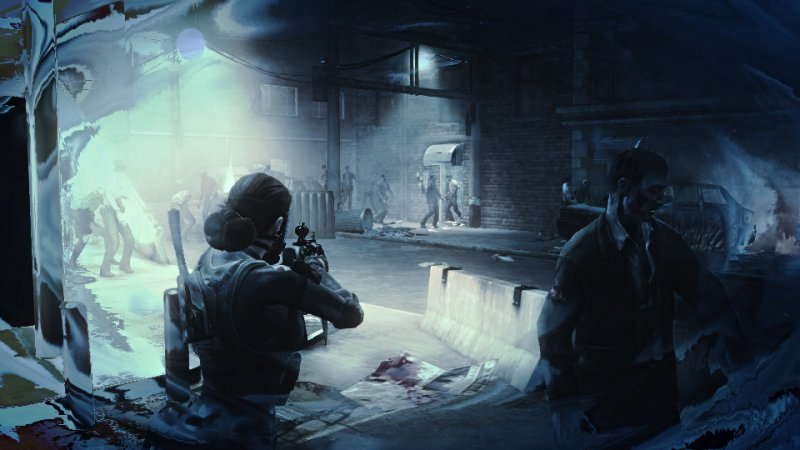 Cooperare contro gli zombie