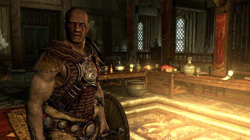 Skyrim mostrato sempre su Xbox 360, ecco perché