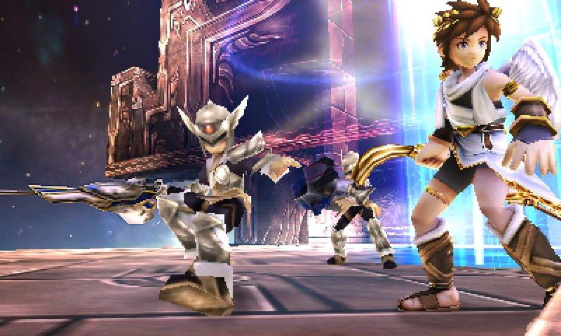 Kid Icarus Uprising uscirà in Europa nel 2012