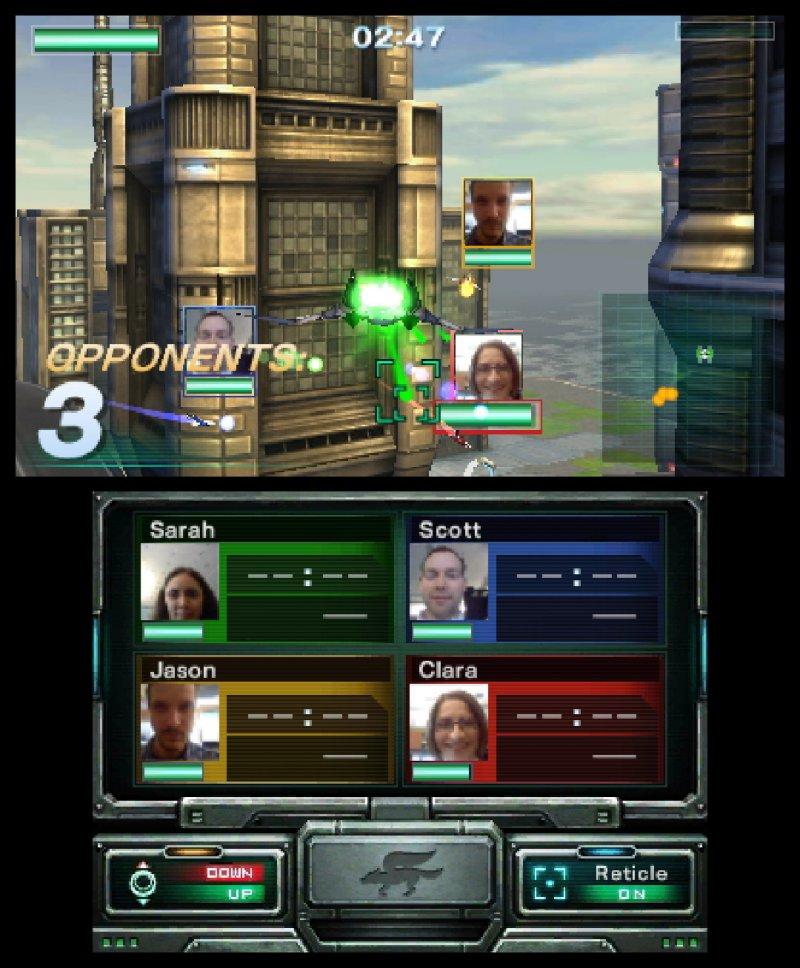 Nuovi video per Star Fox 64 3D sul sito Nintendo
