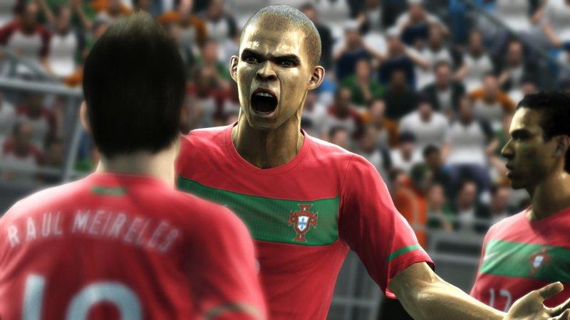PES 2012: si potranno controllare due calciatori contemporaneamente