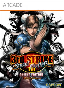 Street Fighter III: 3rd Strike Online Edition per Xbox 360