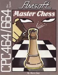 Master Chess per Amstrad CPC