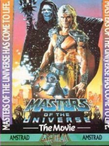 Masters of the Universe: The Arcade Game per Amstrad CPC