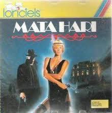 Mata Hari per Amstrad CPC