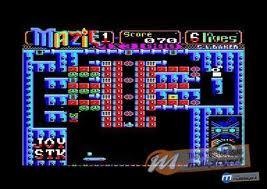 Mazie per Amstrad CPC