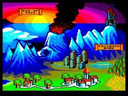 Megablasters per Amstrad CPC