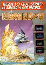 Meganova per Amstrad CPC