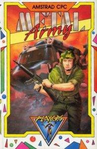 Metal Army per Amstrad CPC