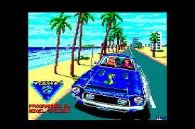 Miami Cobra GT per Amstrad CPC
