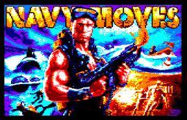Navy Moves per Amstrad CPC