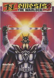Nemesis the Warlock per Amstrad CPC