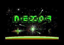 N.E.X.O.R. per Amstrad CPC