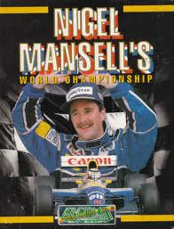 Nigel Mansell's World Championship per Amstrad CPC