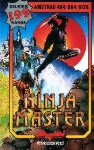 Ninja Master per Amstrad CPC