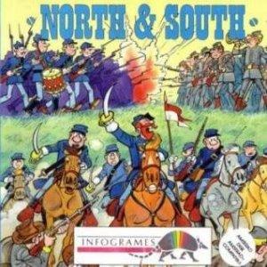 North & South per Amstrad CPC
