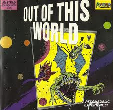 Out of This World per Amstrad CPC