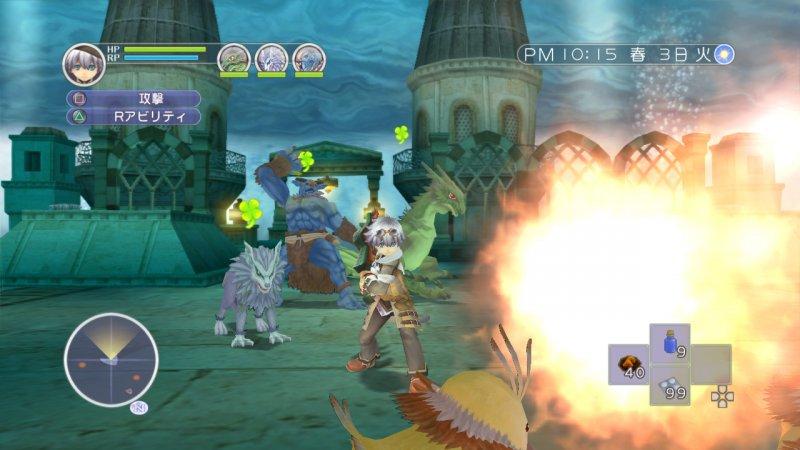 Rune Factory Oceans per PlayStation 3 ha una data europea