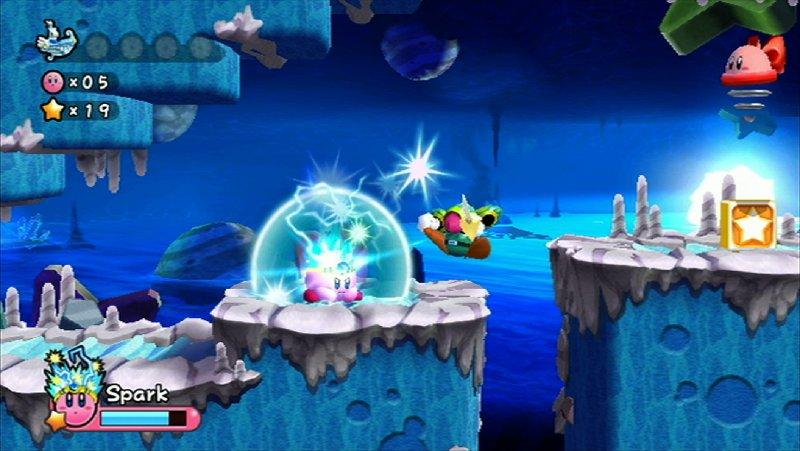 La Soluzione di Kirby's Adventure Wii