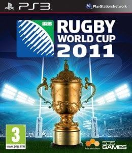 Rugby World Cup 2011 per PlayStation 3