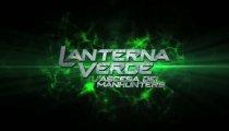 Lanterna Verde: L'ascesa dei Manhunter - il trailer E3 2011 per 3DS