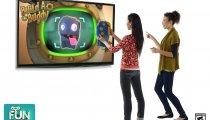 Kinect Fun Labs - Teste buffe