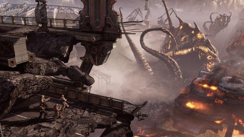 Bleszinski spera di vendere 10 milioni di Gears of War 3