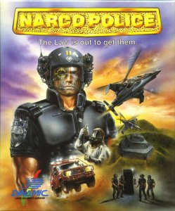 Narco Police per Atari ST