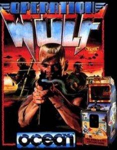 Operation Wolf per Amstrad CPC