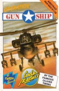 Operation Gunship per Amstrad CPC