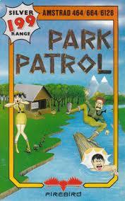 Park Patrol per Amstrad CPC