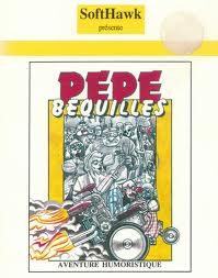 Pépé Béquilles per Amstrad CPC