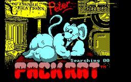 Peter Pack Rat per Amstrad CPC